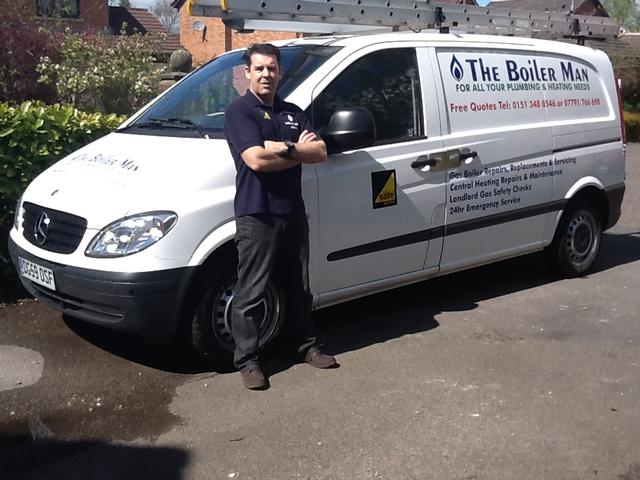Plumbing and Heating Ellesmere Port Neston